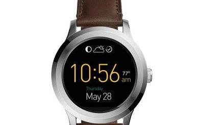 Fossil. Smartwatch. Model Q Founder 2.0, FTW2119