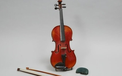 French Violin from the Workshop of Marc Laberte