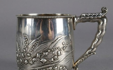 """Gorham Sterling Silver Cup """"Louise"""""""