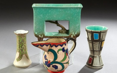 Group of Four Ceramic Items, consisting of a