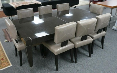 J ROBERT SCOTT Dining Table & Chairs