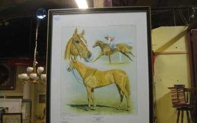 """Peter Designan """"Peebles"""" Limited Edition Print signed by the..."""
