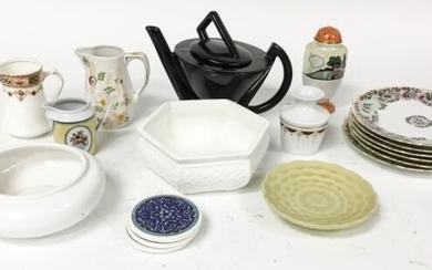 Porcelain Grouping
