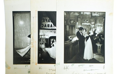 Richard Avedon Made in France Group of 3