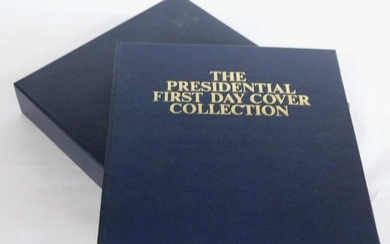 THE PRESIDENTIAL FIRST DAY COVER COLLECTION