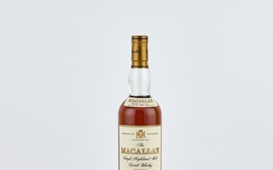 The Macallan 18 Year Old 43.0 abv 1976 (1 BT70)