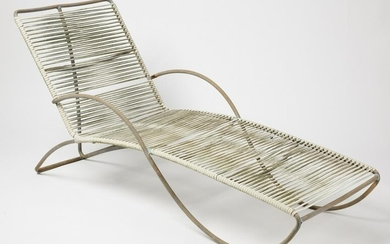 Walter Lamb Chaise Lounge Chair