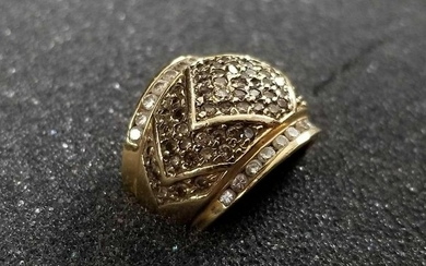 14K Gold Ring Size 5.5