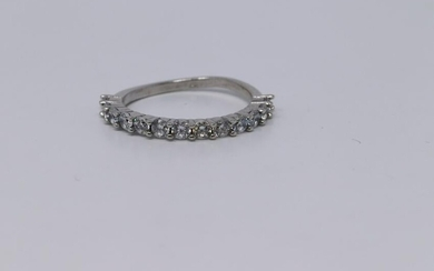 925 Silver Ladies Ring Band.