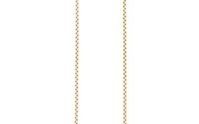 A CULTURED PEARL AND DIAMOND PENDANT NECKLACE, the...