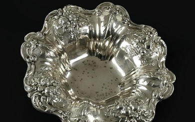 A Reed & Barton Sterling Silver Dish.