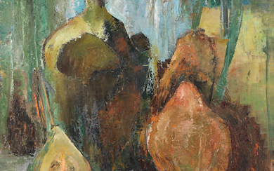 Cecil Higgs, (South African, 1900-1986)