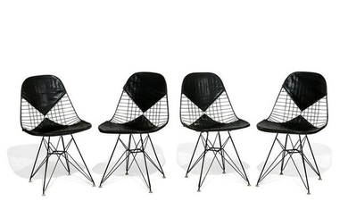 Charles Eames & Ray Eames Eiffel Tower chairs, 4