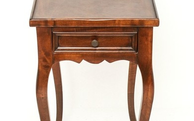 Chippendale Style Single Drawer Side Table