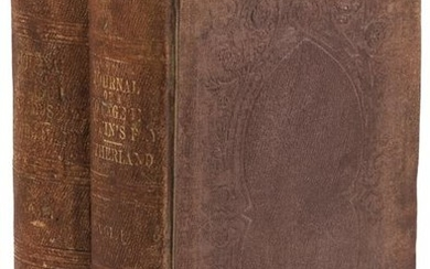 Journal of a Voyage in Baffin's Bay, 1st Ed.