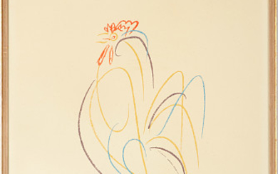 Picasso rooster Picasso tupp