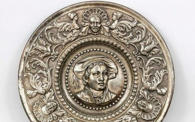 Relief plate in the Renaissance