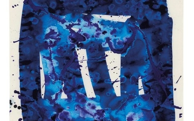 SAM FRANCIS (1923-1994), Untitled
