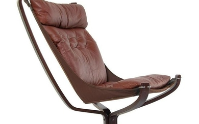 Sigurd Ressell Falcon Chair Vatne Mobler, Norway