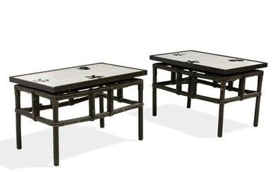 Ficks Reed - Tile Top Table
