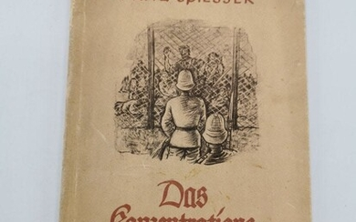 German Book about English Concentration Camps - 1940