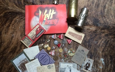 Germany - Award, Medal, Personal attributes, Photo, Trench art