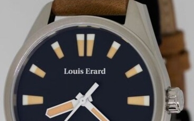 Louis Erard - Automatic Watch Sportive Collection Swiss Made - 69108AA02.BVD18 - Men - Brand New