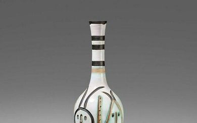 Pablo Picasso | Engraved bottle