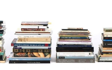 Reference Library of Art Books