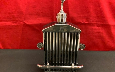 Rolls-Royce - Bottle with music box