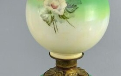 T.L. & M Co Gone with The Wind Lamp