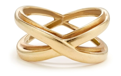 Tiffany & Co., A Gold Ring