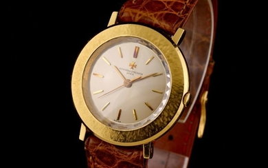 "Vacheron Constantin - Rare Vintage 18K Gold Slim Manual - ""NO RESERVE PRICE"" - 6454 - Unisex - 1960-1969"
