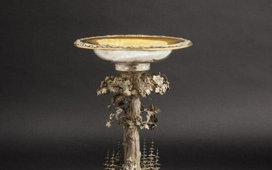 A large table centrepiece for King George V of Hanover