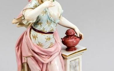 Allegory of the smell, Me