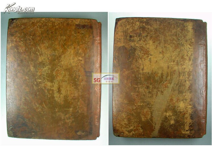 An Authentic Account of an Embassy from the King of Great Britain to The Emperor of China. 2 Volumes. ORIGINAL FULL CALF BINDING