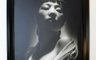 Anna May Wong by George Hurrell - Hurrell Portfolio III