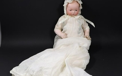 Armand Marseille Germany 311 Bisque Head Doll