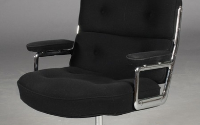 Charles Eames. Vintage office chair. Time Life Lobby Chair