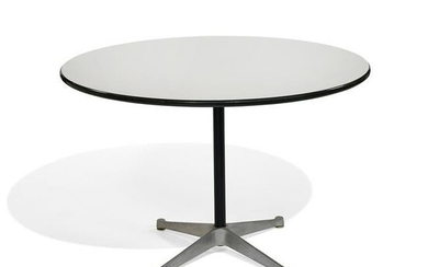 Charles Eames & Ray Eames dining table