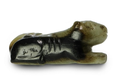 Chinese Jade Carved Beast, Ming Dynasty