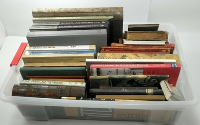 Collection of Over 40 Books, Booklets and Judaica Pamphlets