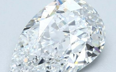 Diamond - 2.01ct - GIA - D WS1