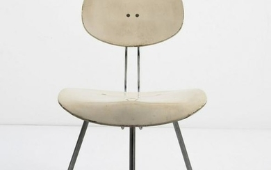 Egon Eiermann, Work chair 'SE 67', 1952