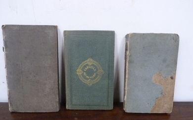 HENDERSON A. (Pubs). A Picture of Carlisle & Directory ...