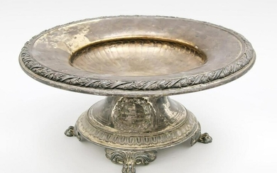 Large round bowl, late 19