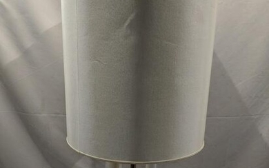 Mid-Century Rare Stiffel 4 Candle Tall Table Lamp