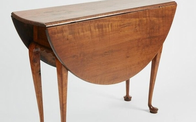 Queen Anne Drop Leaf Table