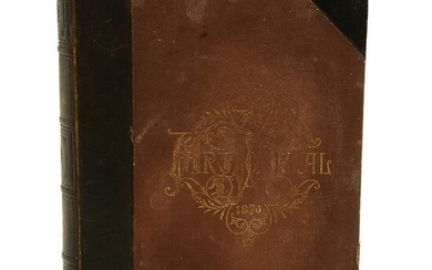 The Art Journal for 1876: Vol 2 Published by D.