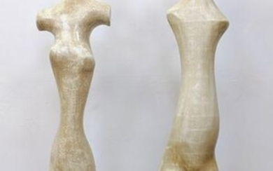 2 Large MARCO TULIO Sculptures. Contemporary Modern Sty